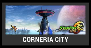 ACL -- Super Smash Bros. Switch stage box - Corneria City