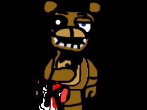 WitheredFreddyFazbearsFray