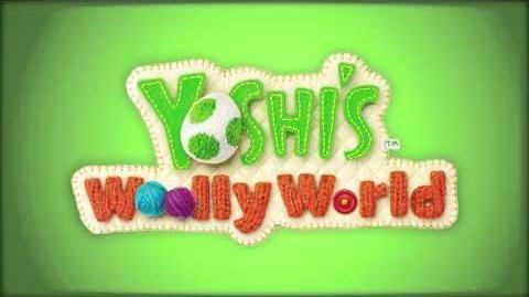 Credits (Yoshi's Woolly World)