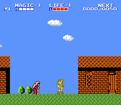 Zelda II - The Adventure of Link 1