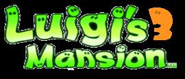 LuigisMansion3Logo