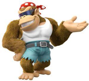 Funky Kong 2