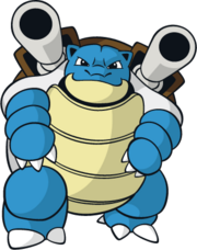 Blastoise Dream