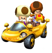 Toadsworth and Toad Mary
