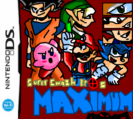 File:SSBM! Boxart REAL Final.png