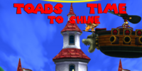 Toad's Time to Shine