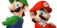 Futuristic Mario Party