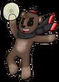Unten- Freddy Fazbear