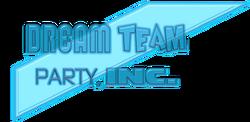 Dream Team Party Inc. Logo 2