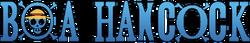 Versus Planet - Boa Hancock logo