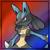 Lucario - Jake's Super Smash Bros. icon