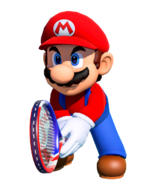 Mario (Mario Tennis Ultra Smash)