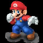 Mario Icon SSB5