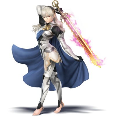 SSB4 Corrin Female