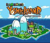Yoshi island captura