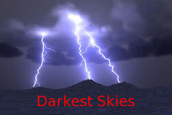 Darkest Skies Official Poster