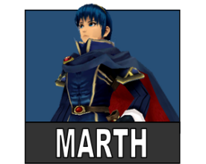 Marth Smash 5