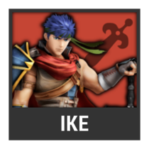 ACL -- Super Smash Bros. Switch character box - Ike