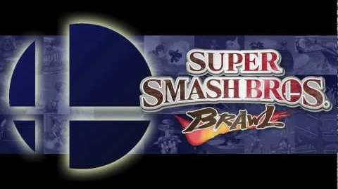 Online Practice Stage (Super Smash Bros