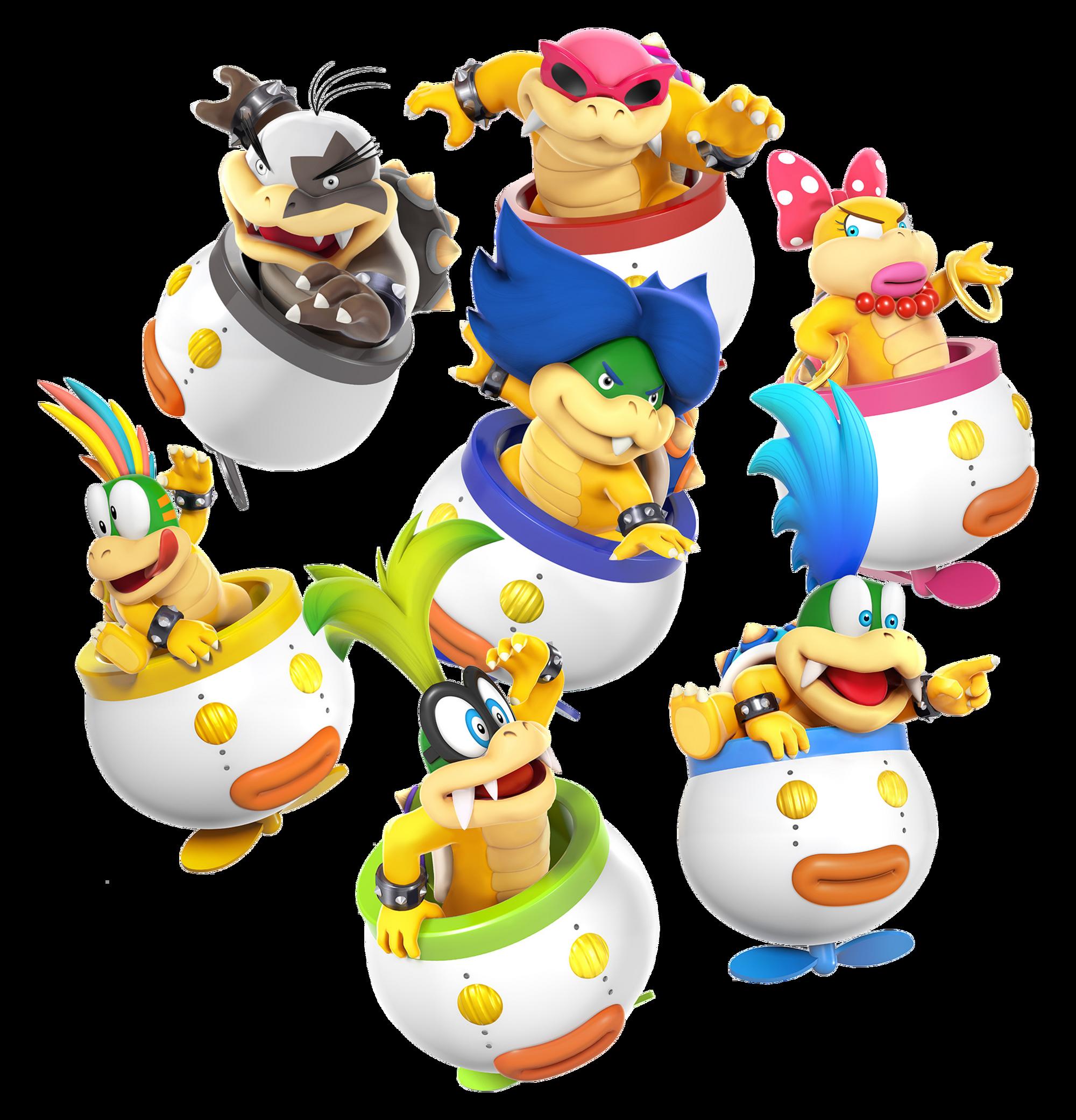 Category Koopalings Fantendo Nintendo Fanon Wiki