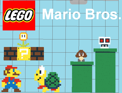 File:Lego Mario Bros, Box Art.png