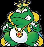 Wart Artwork - Super Mario Bros 2