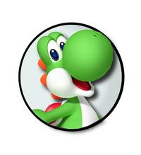 Yoshi logo d