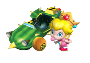Baby Peach Artwork 2