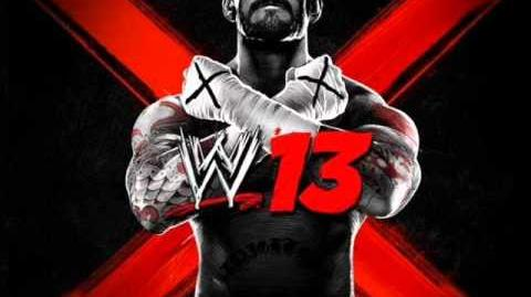 WWE '13 Soundtrack 2 of 12