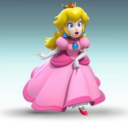Force PrincessPeach