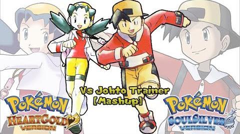Pokemon G S C & Anime - Trainer Battle Music Mashup (HQ)