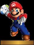 Mario Rugby Trophy - Mario