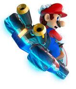Mariokart infinity mario