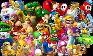 Mario Tennis Championship Group