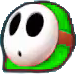 Green Shy Guy Icon MGGT