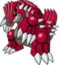 Groudon Dreamworld