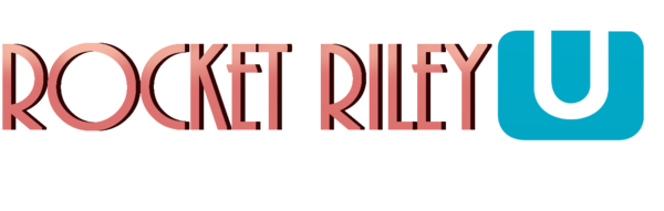 Rocket Riley U Logo