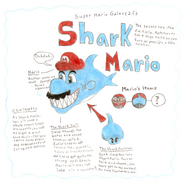 Shark Mario SMG2.5