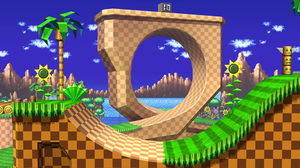 Green Hill Zone