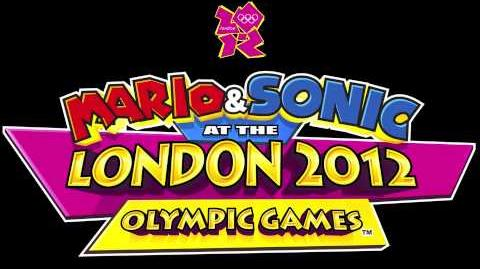Puzzle Plank Galaxy (Super Mario Galaxy 2) - Mario & Sonic at the London 2012 Olympic Games
