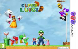 Super Luigi 3D