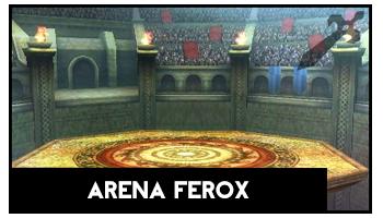 Arena FeroxSSBV