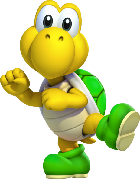 File:Green Koopa New.png