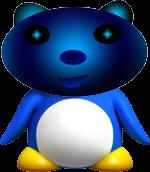 Unten Penguin