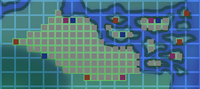 Weeping Caverns Map