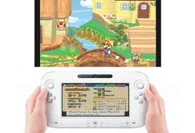 Paper Mario Wii U Gameplay