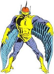 Bird Man (Marvel Ultimate Alliance 3)