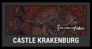 ACL -- Super Smash Bros. Switch stage box - Castle Krakenburg