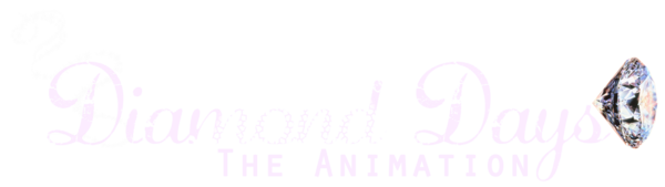 Diamond Days The Animation logo