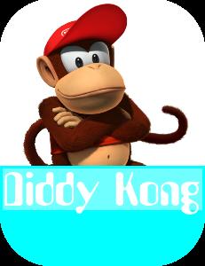 Diddy Kong MR